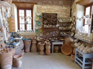 Töpferdorf Margarites Kreta